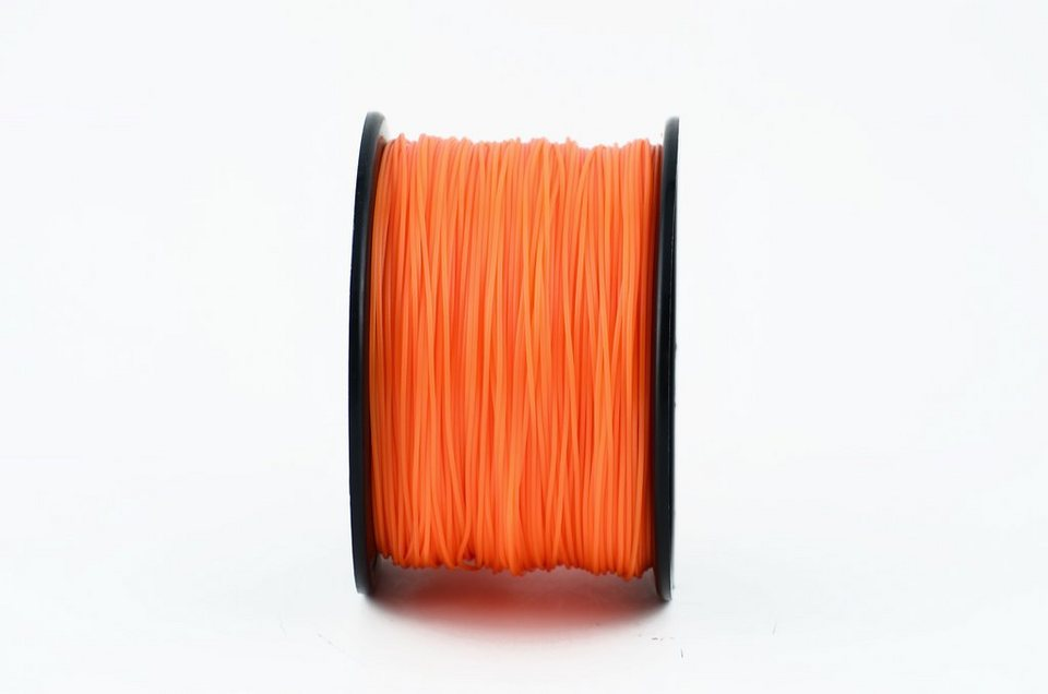 except Filament für 3D Drucker »PLA 3D Ink 1.75mm OEM« in lava orange