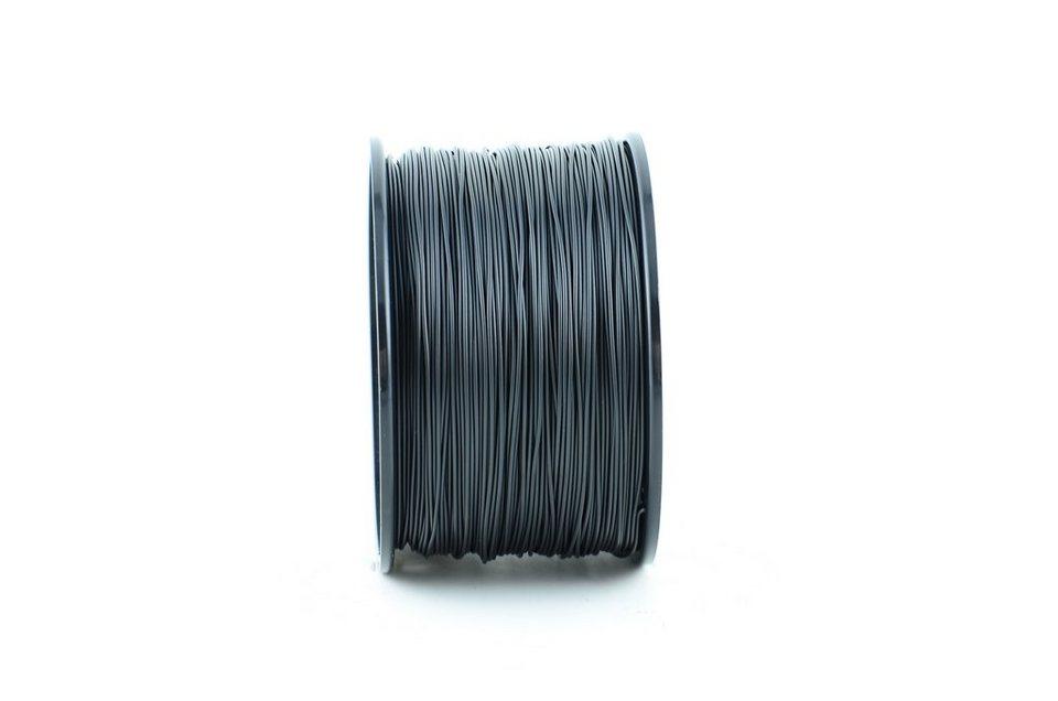 except Filament für 3D Drucker »PLA 3D Ink 1.75mm OEM« in night black
