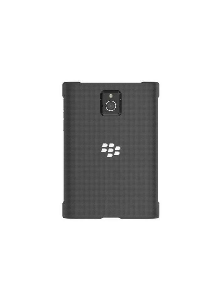 BlackBerry Handytasche »Hard Cover für Passport, Schwarz« in Schwarz