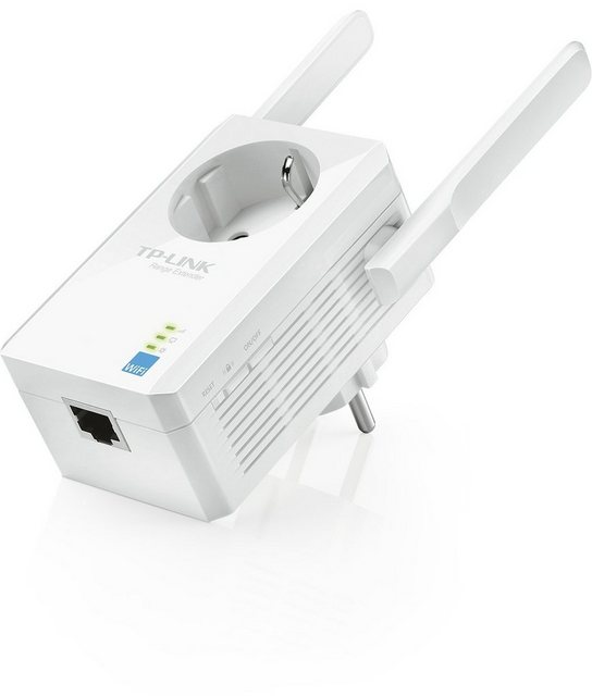 TP-Link »TL-WA860RE – 300MBit WLAN-N« WLAN-Repeater