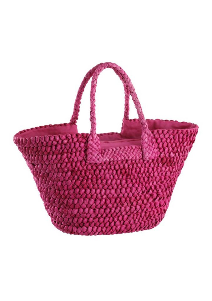 Collezione Alessandro Korbtasche in pink