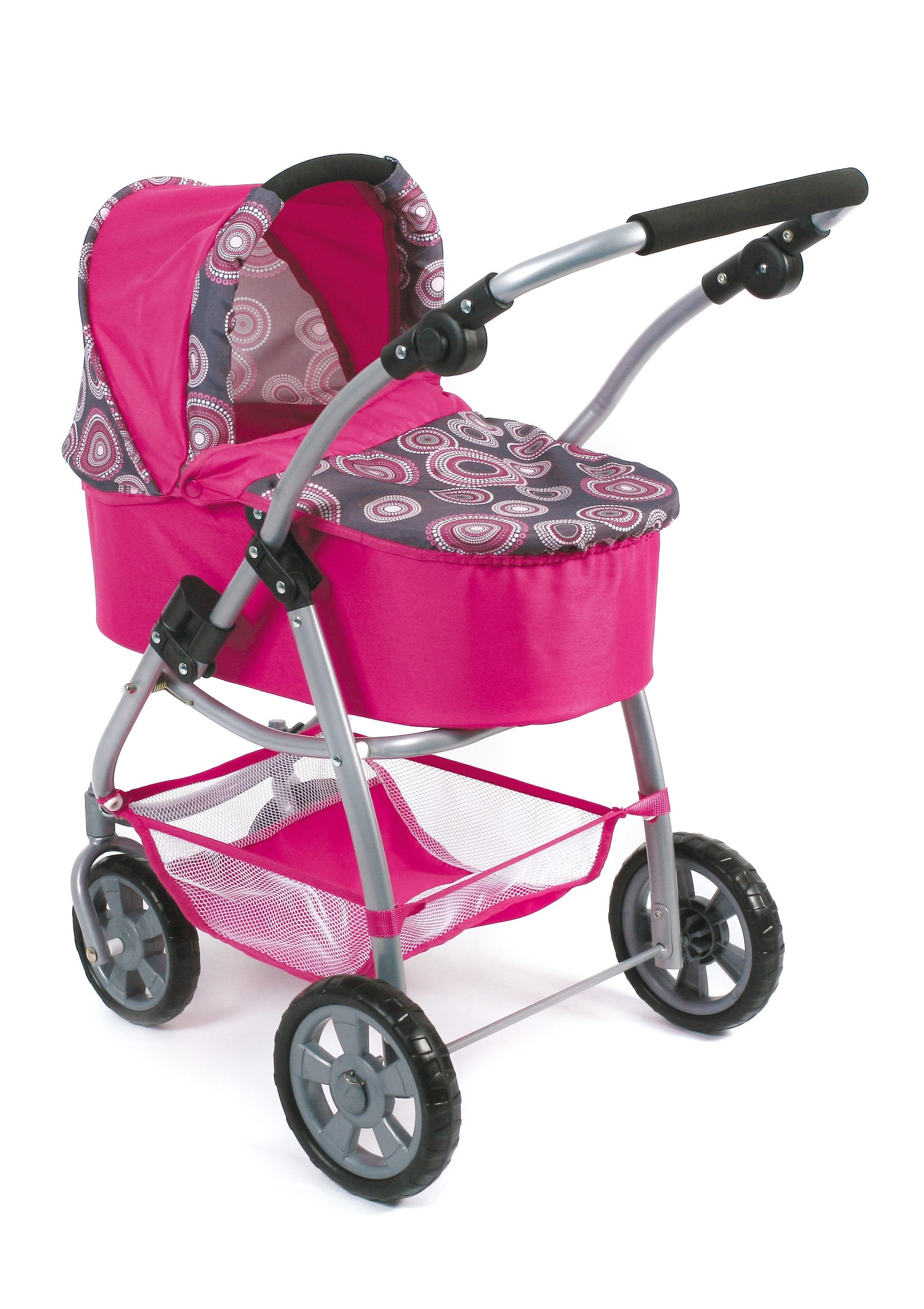 CHIC2000, 3 in 1 Puppenwagen »Emotion All In«