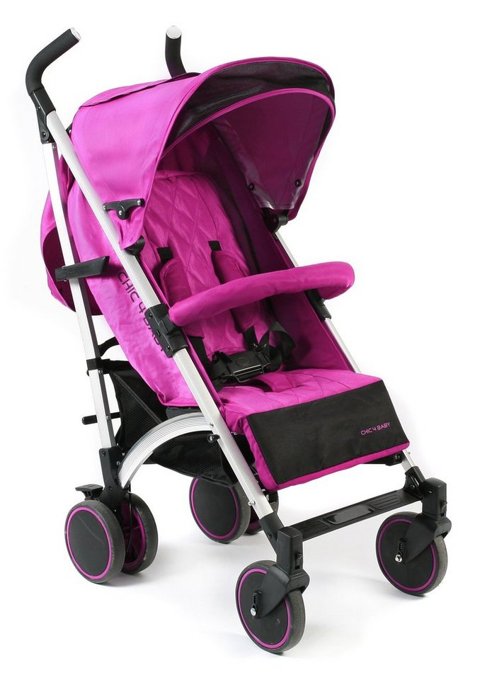 CHIC4BABY, Kinder-Buggy »Luca, fuchsia«