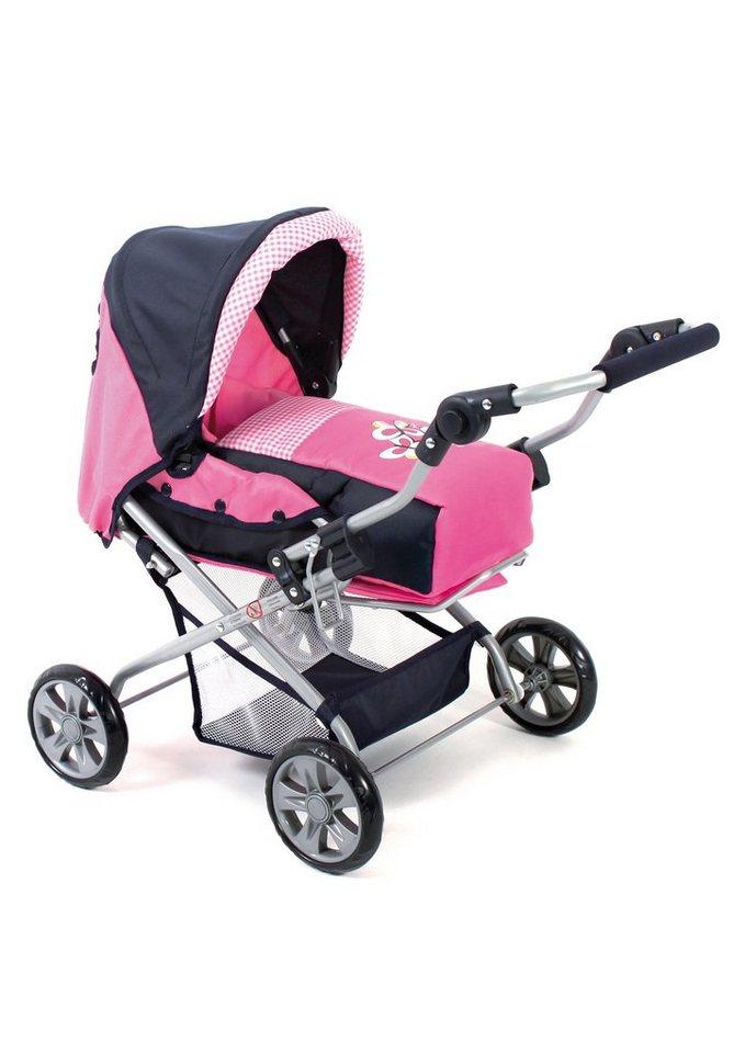 CHIC2000, Kombi-Puppenwagen »Piccolina, Pink«