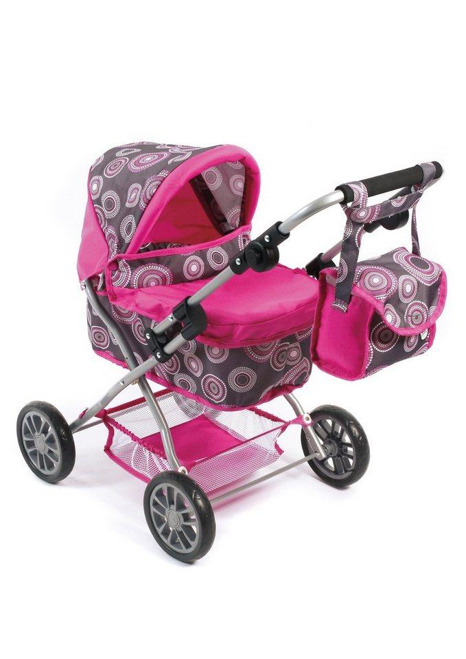 CHIC2000, Puppenwagen »Picobello, Pink Pearls«