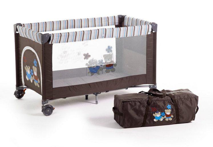 chic4baby reisebett luxus terranova kaufen otto. Black Bedroom Furniture Sets. Home Design Ideas