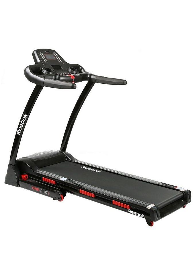 Laufband, »GT40S One-Series Treadmill«, Reebok in schwarz