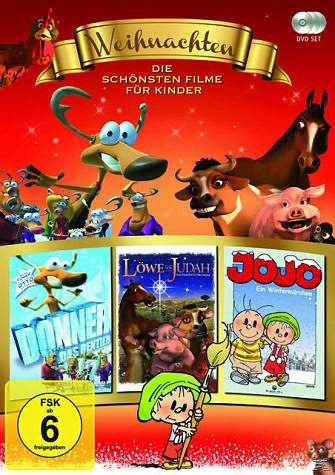 DVD »Weihnachten – Die schönsten Filme für Kinder...«