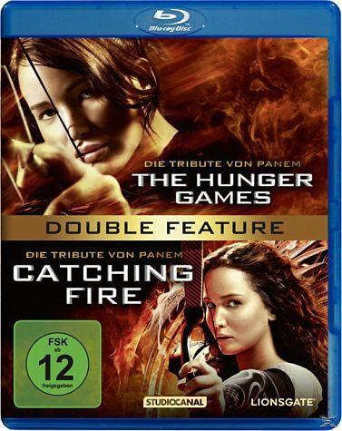 Blu-ray »Die Tribute von Panem - The Hunger Games / Die...«