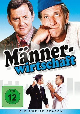 DVD »Männerwirtschaft - Die zweite Season (3 Discs)«