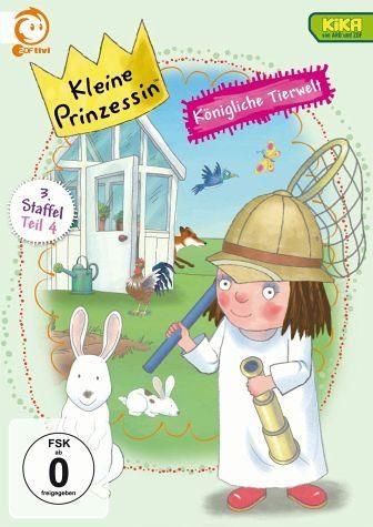 DVD »Kleine Prinzessin - Königliche Tierwelt«