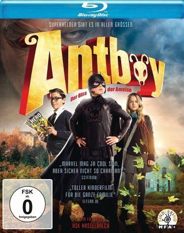 Blu-ray »Antboy - Der Biss der Ameise«