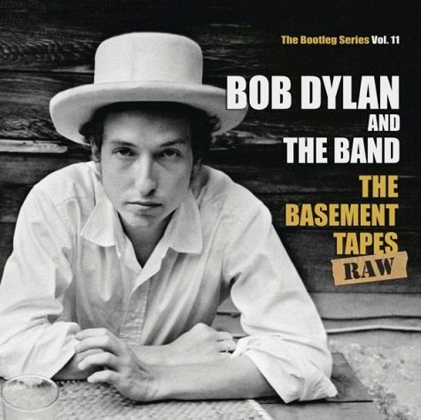 Audio CD »Bob Dylan; Band: The Basement Tapes Raw: The...«
