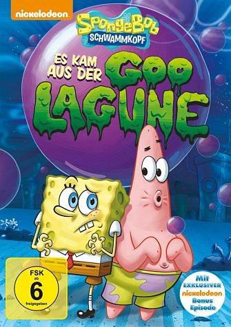 DVD »SpongeBob Schwammkopf - Es kam aus der Goo Lagoon«