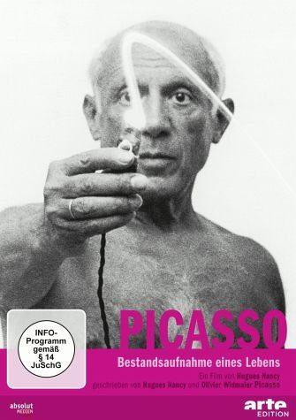 DVD »Picasso - Bestandsaufnahme eines Lebens (NTSC)«
