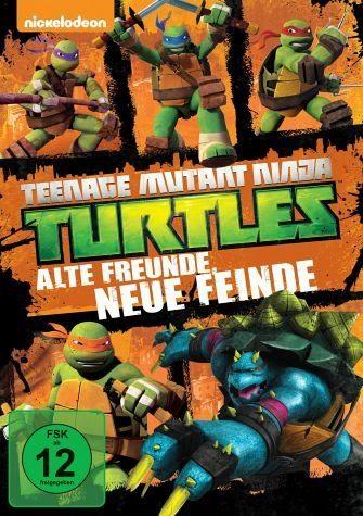 DVD »Teenage Mutant Ninja Turtles - Alte Freunde,...«