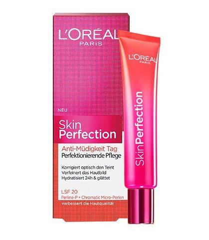 L'Oréal Paris, »Skin Perfection Anti-Müdigkeit«, Tagespflege
