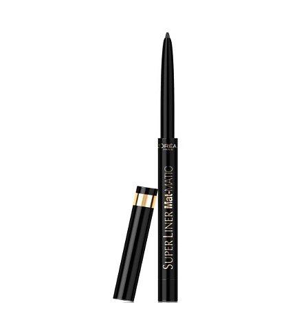 L'Oréal Paris, »Super Liner Mat Matic«, Eyeliner in Ultra Black