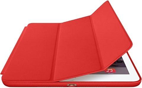 Apple iPad Air 2 Smart Case Lederschutzhülle Etui iPad Air 2 in rot