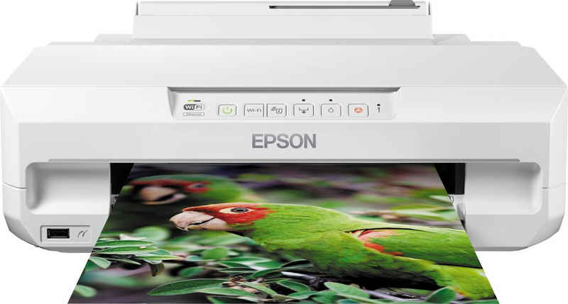 Epson Expression Photo XP-55 Fotodrucker, (LAN (Ethernet), WLAN (Wi-Fi)