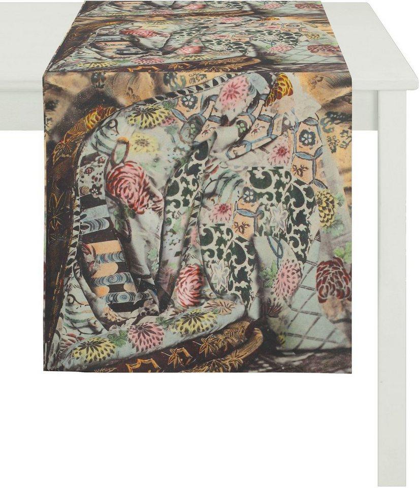 Tischläufer, Apelt, »Kimono« in multicolor