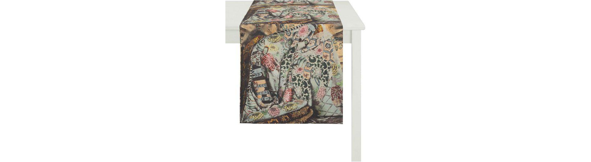 Tischläufer, Apelt, »Kimono«