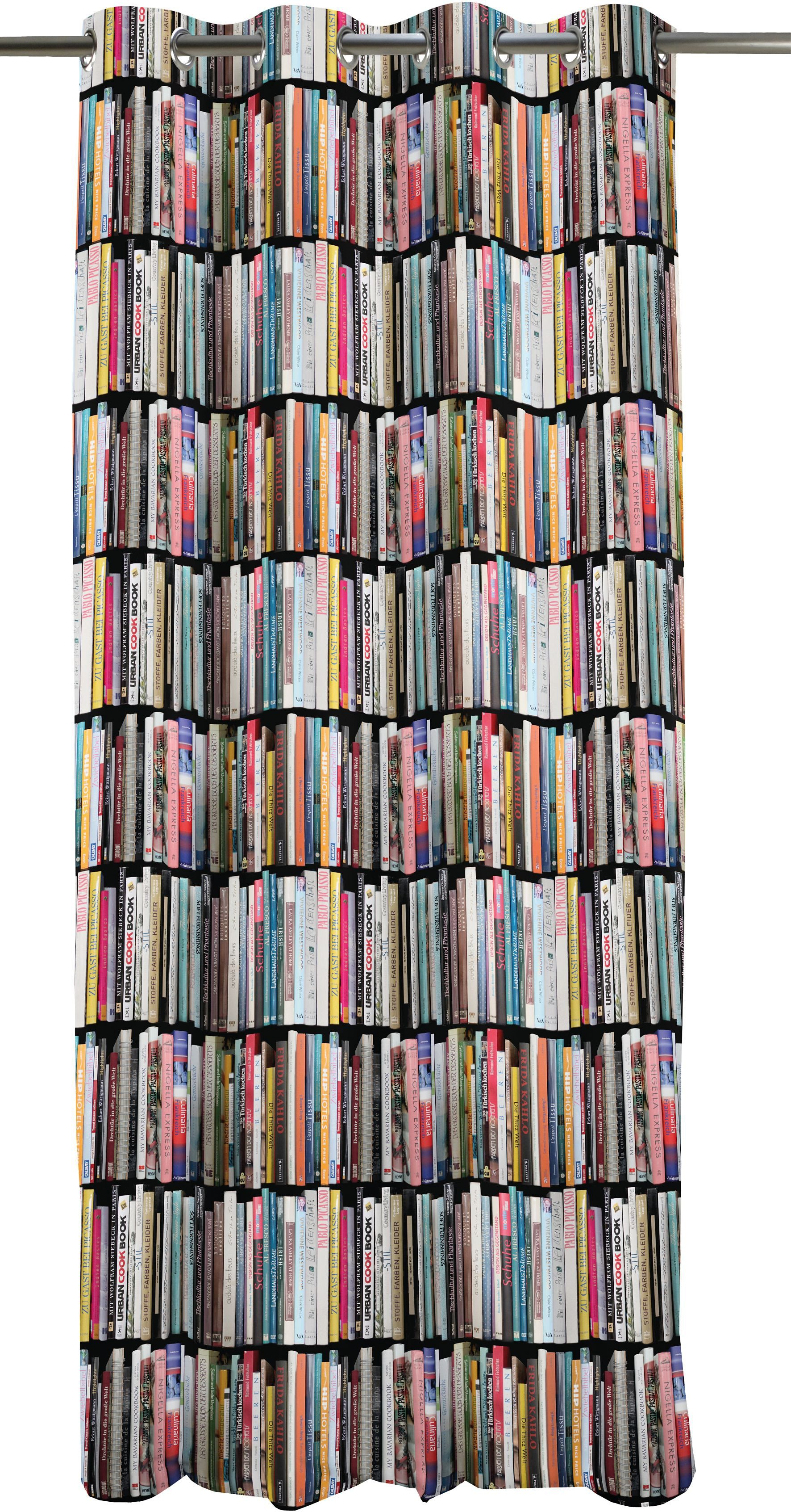 Vorhang, Apelt, »Libri«, Ösenschal