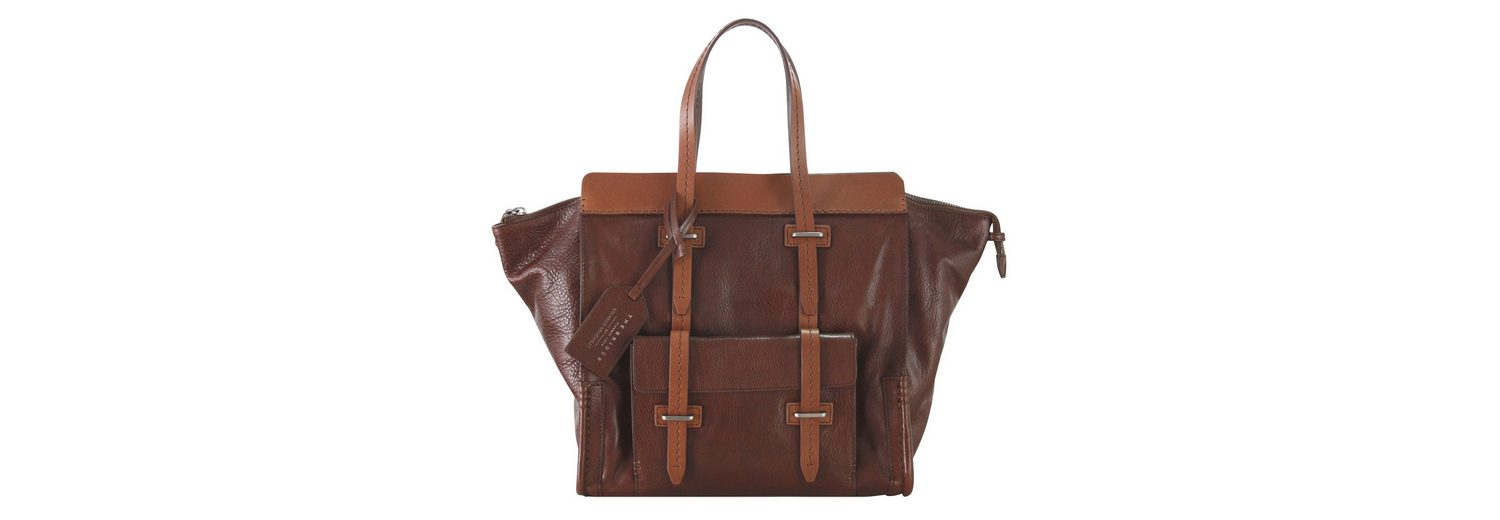 The Bridge The Bridge Ascott Handtasche Weekender Leder 36 cm