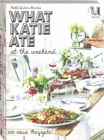 Gebundenes Buch »What Katie ate at the weekend«