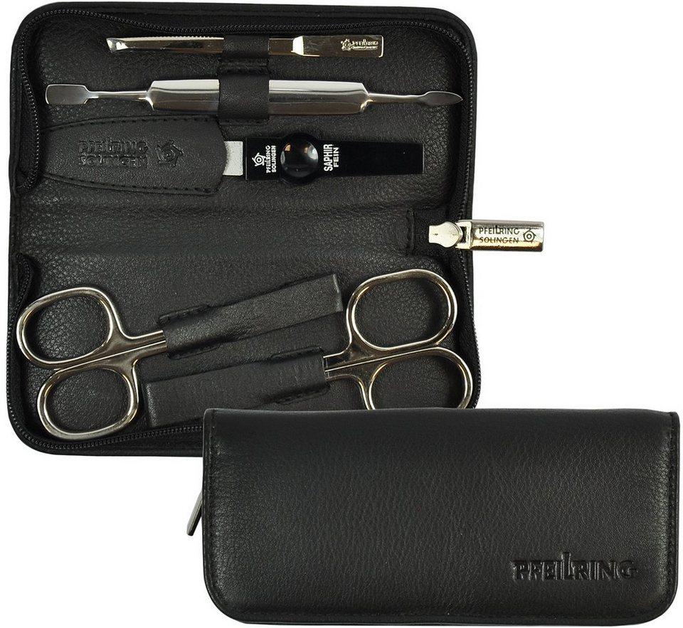 Pfeilring, »Specials«, Maniküre-Etui (5-tlg.) in schwarz