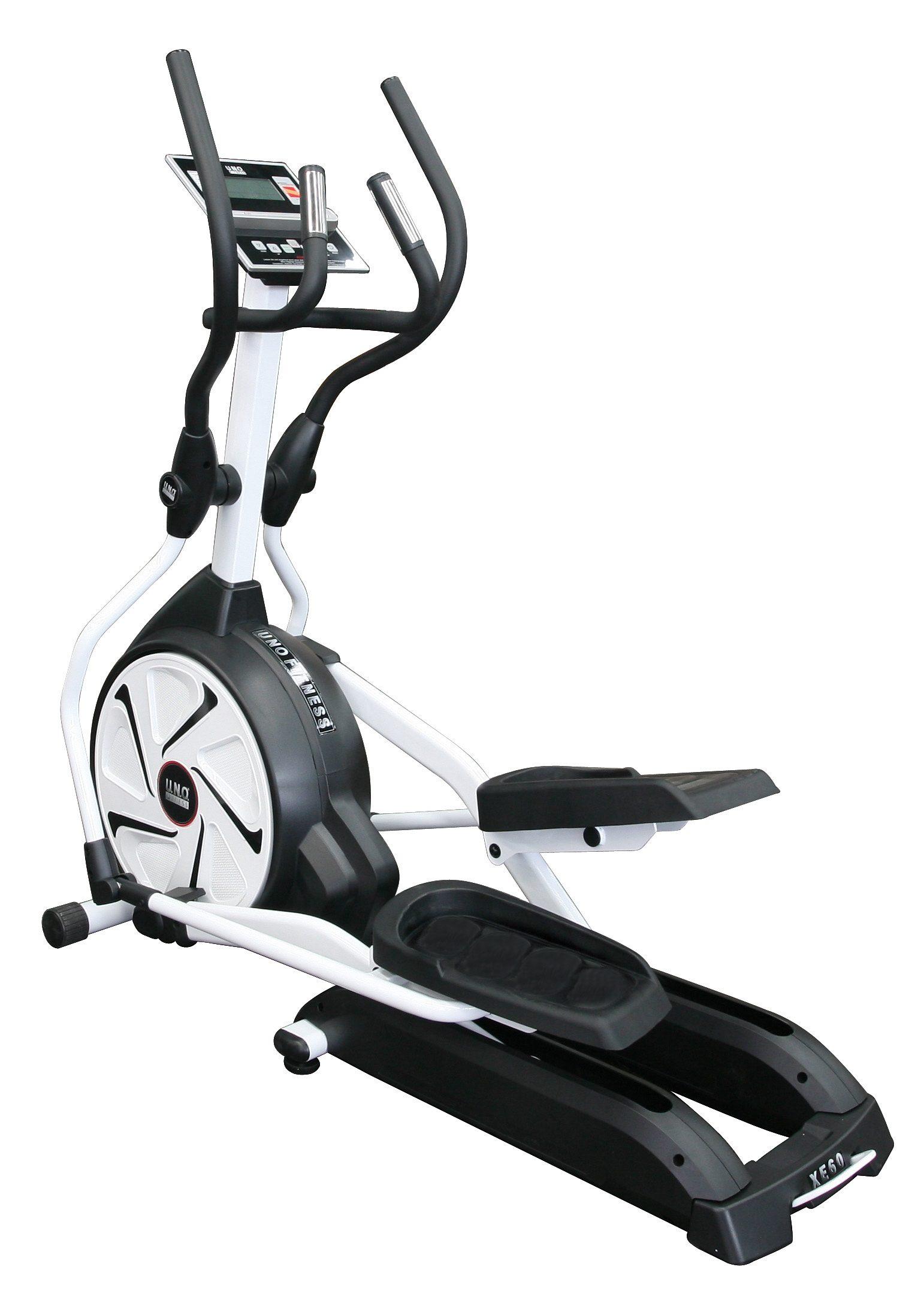 U.N.O. FITNESS Crosstrainer-Ergometer »Crosstrainer XE 60«