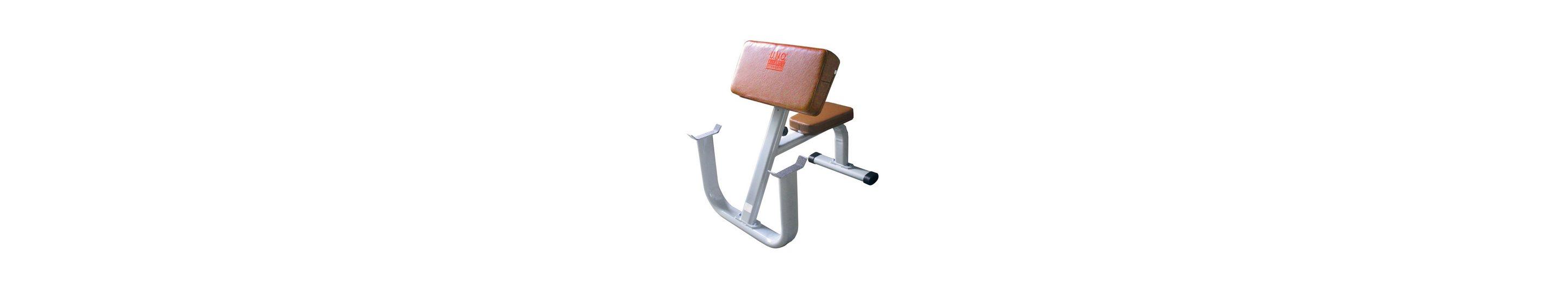Curl Bank, »STR1700«, Strength by U.N.O. Fitness