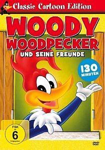 DVD »Woody Woodpecker und seine Freunde«