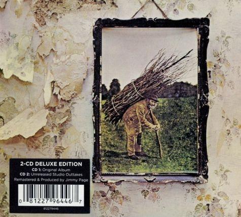 Audio CD »Led Zeppelin: Led Zeppelin Iv (2014...«