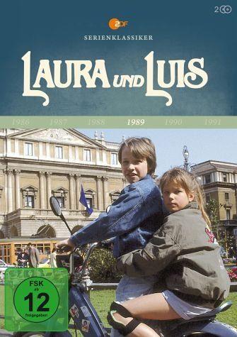 DVD »Laura und Luis (2 Discs)«