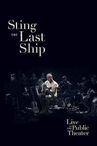 DVD »The Last Ship - Live At The Public Theatre 2013«
