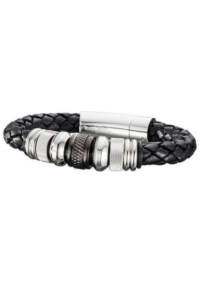 Armband Tango, »SBB-TANGO-21« in silberfarben/schwarz