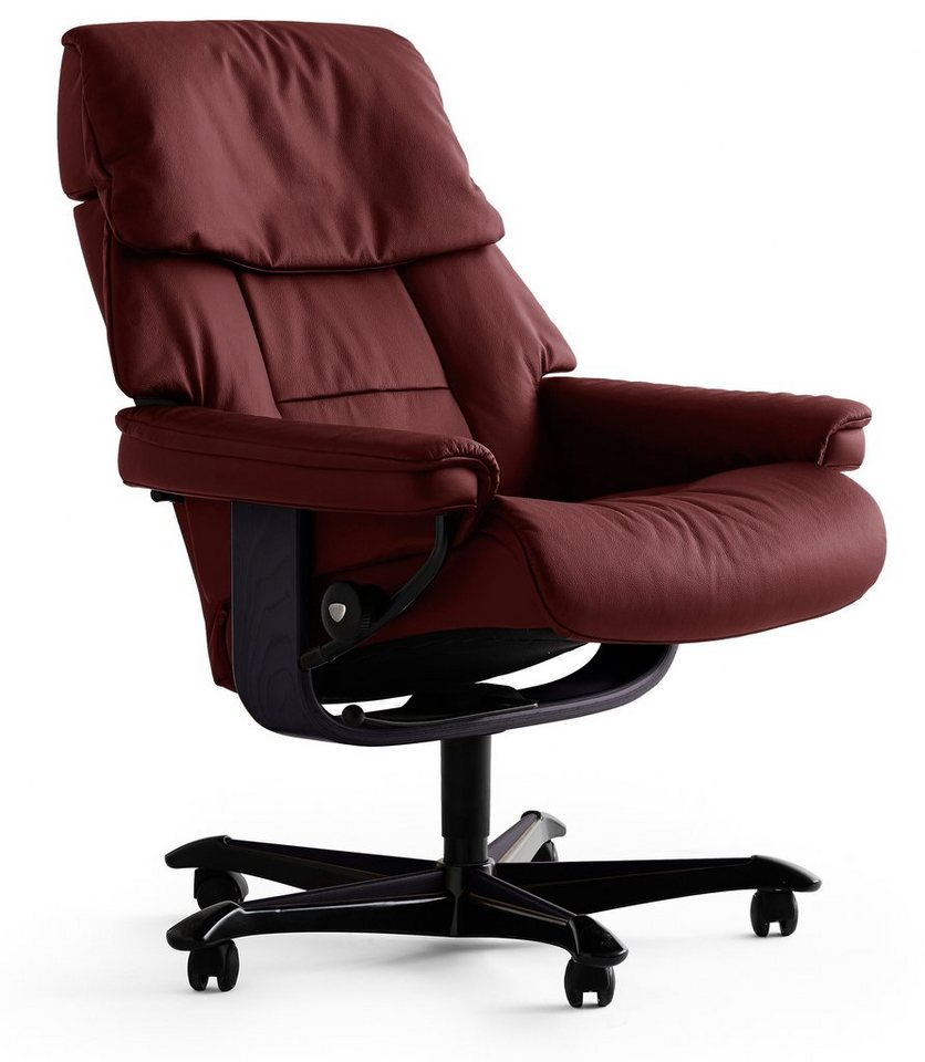 Bürosessel  Stressless® Relax- Bürosessel Home Office »Ruby«, mit ...