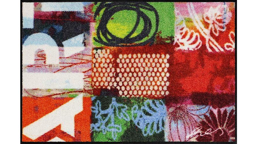 Fußmatte, Salonloewe, »Contemporary by Anna Flores«, waschbar, In- und Outdoor