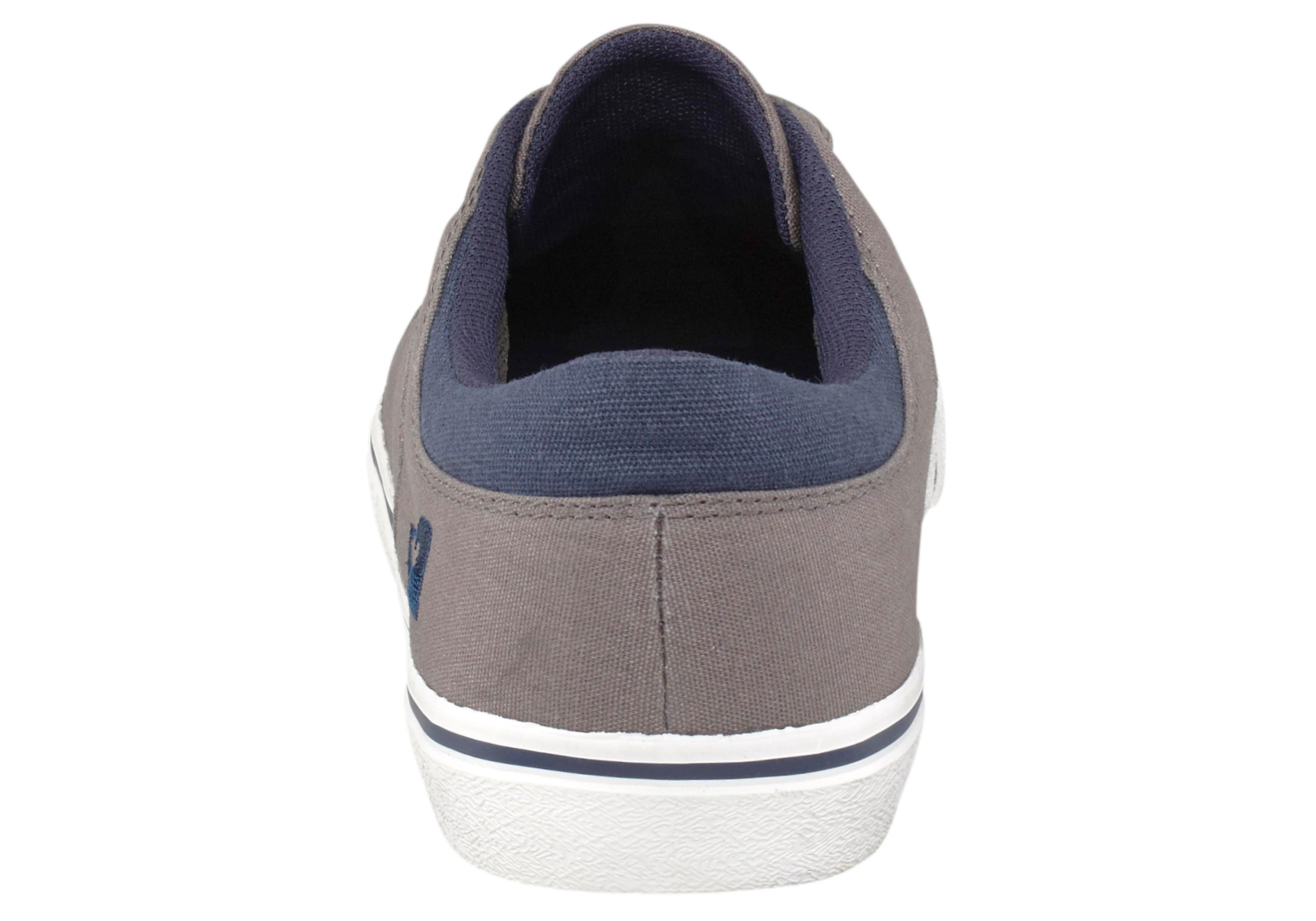 Ocean Sportswear Canvas Sneaker online kaufen  grau