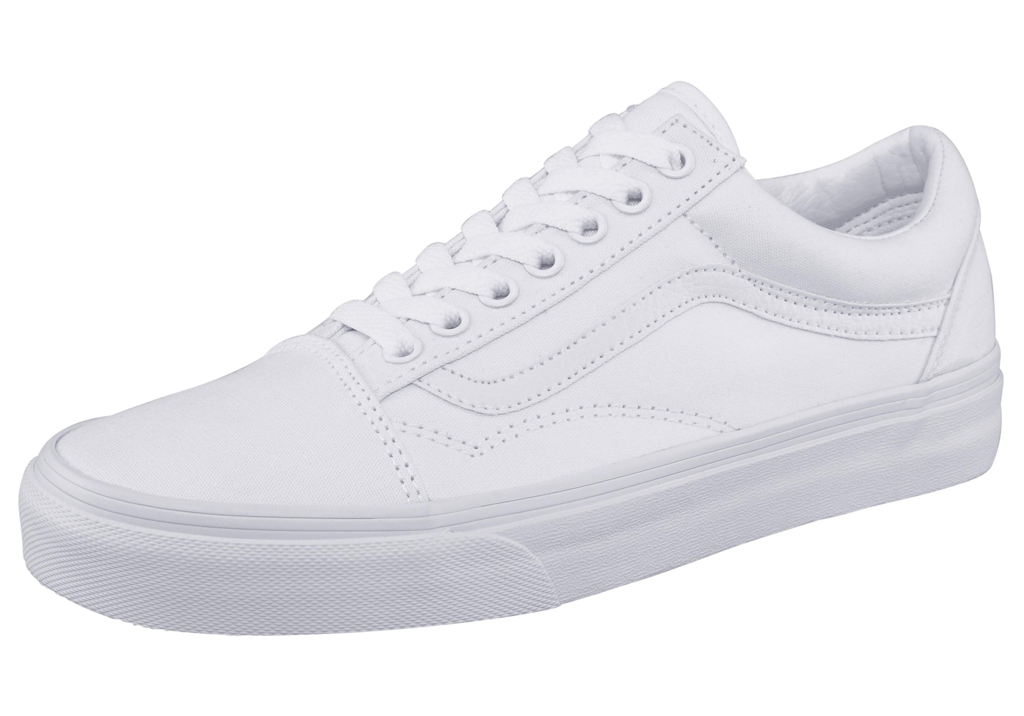 Vans Old Skool Zip Sneaker mint weiß : Sportbekleidung