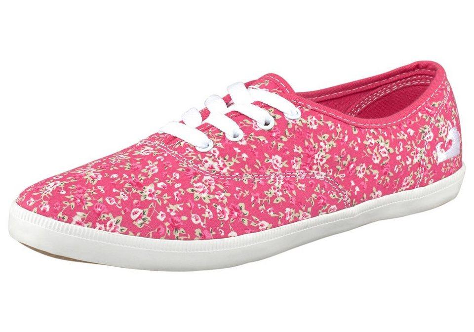 Ocean Sportswear Sneaker in Pink-Bunt