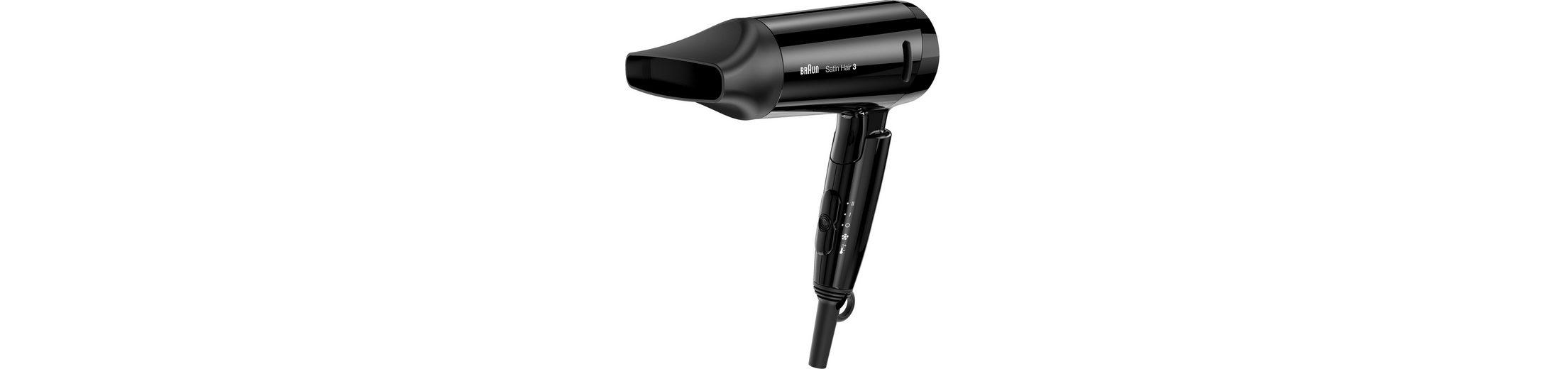 Braun, Haartrockner, Satin Hair 3 HD 350 Style&Go, 1600 Watt