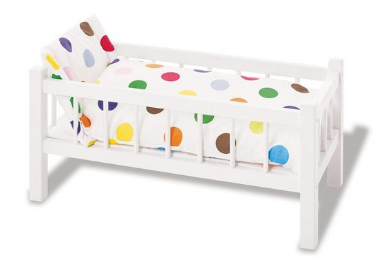 Pinolino® Puppenbett »Annika«, Made in Europe