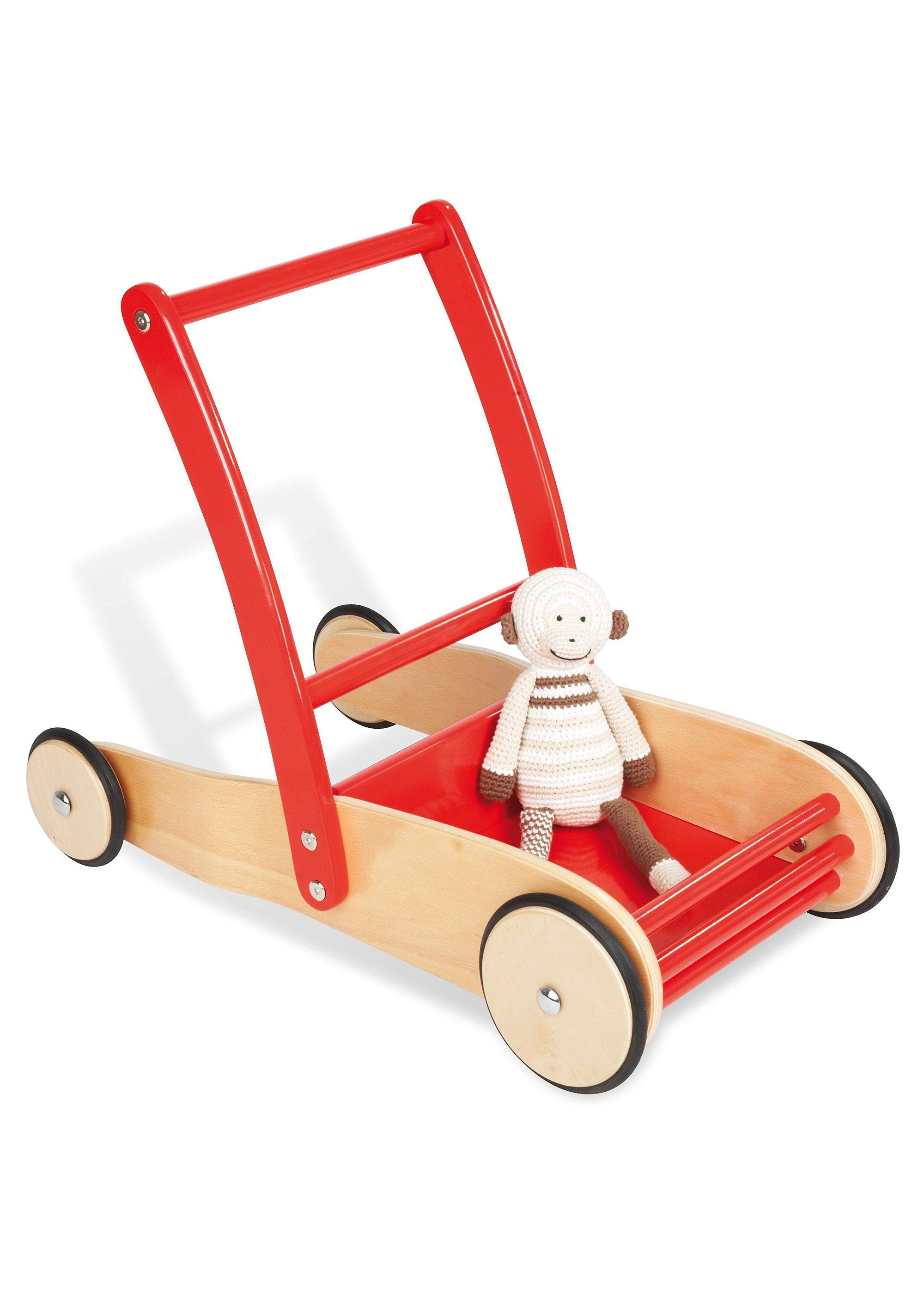 Pinolino Lauflernwagen aus Holz »Uli«