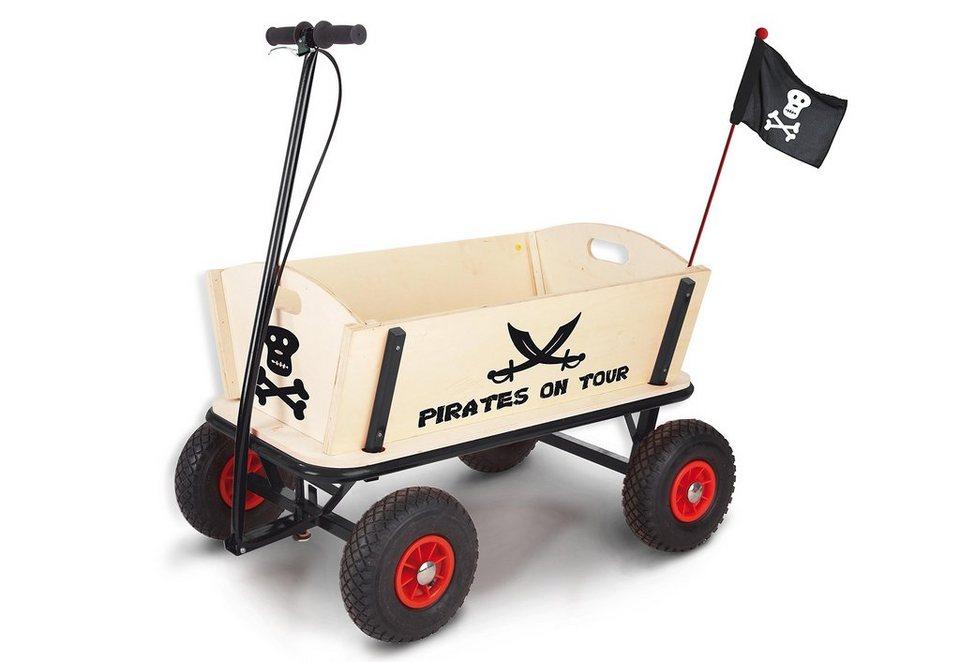 Pinolino Bollerwagen »Pirat Jack«. in natur