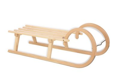 Pinolino® Schlitten »Hörnerschlitten«, aus Holz