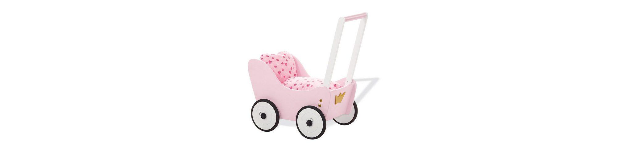Pinolino Lauflern- und Puppenwagen »Prinzessin Lea«
