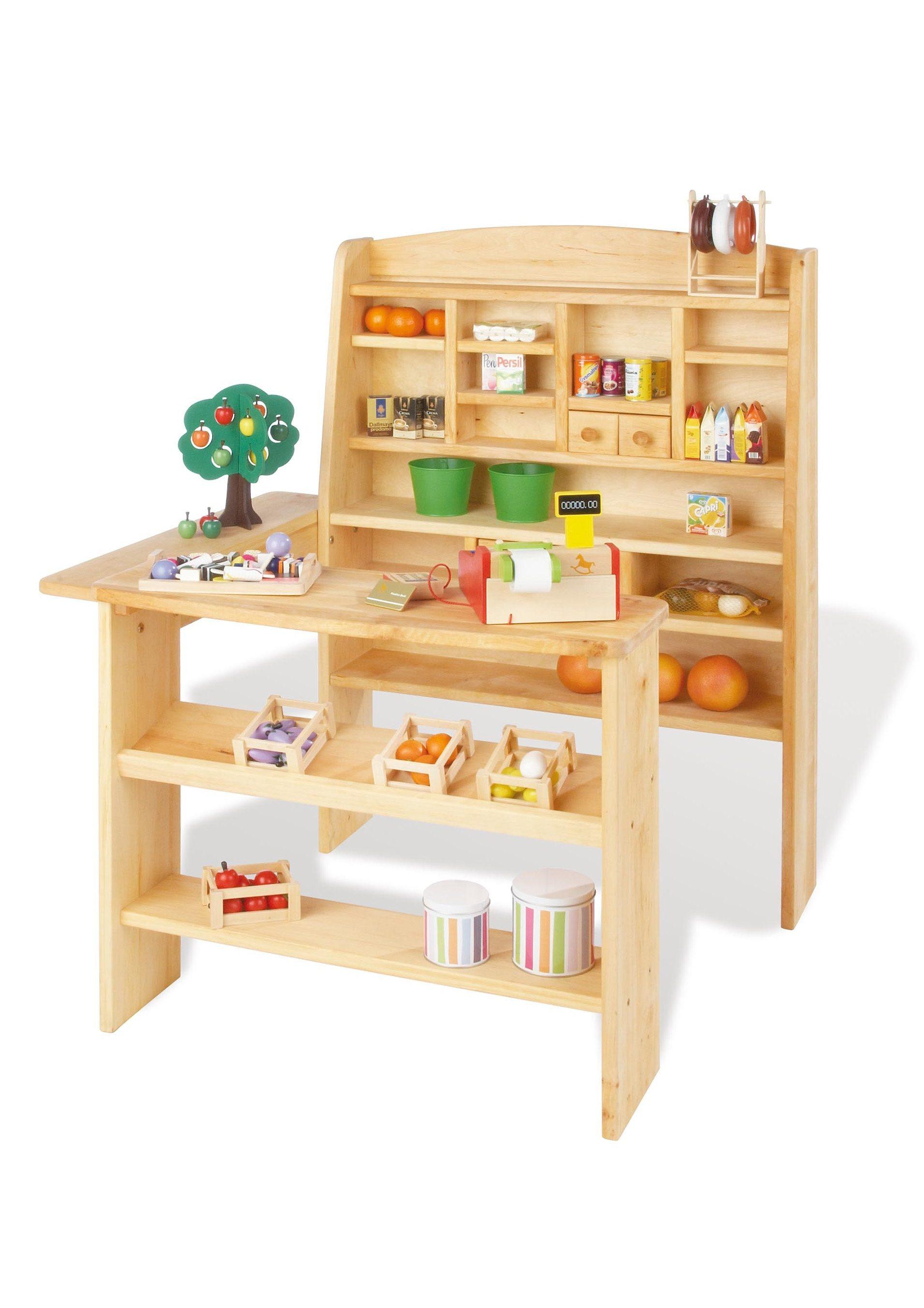 Pinolino Kaufladen aus Holz »Emma«