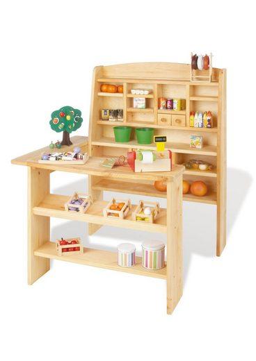 pinolino kaufladen aus holz emma online kaufen otto. Black Bedroom Furniture Sets. Home Design Ideas